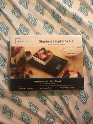 Slimline Digital Scale for Sale in Altamonte Springs, FL
