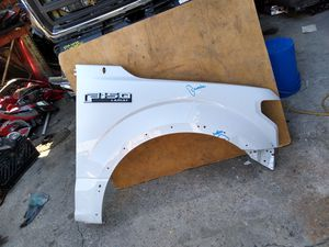 2015 2017 Ford F150 OEM Fender Right aluminion white FL34-1614 for Sale in Wilmington, CA