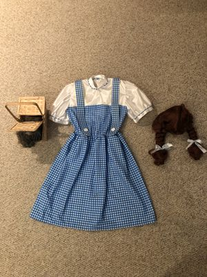 Girls Dorothy Costume for Sale in Apple Valley, MN