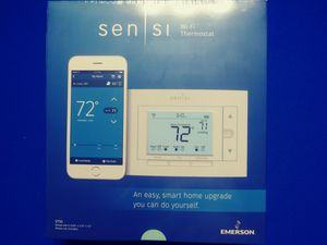 Emerson Sen / Si Wi - Fi Thermostat for Sale in Glendale, AZ