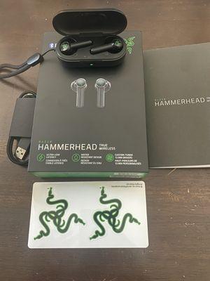 Razor Hammerhead Bluetooth Headphones for Sale in Salem, OR