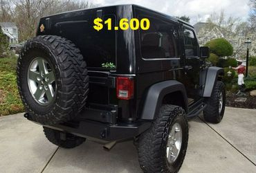 ⌛$16OO URGENT I sell my family car 2010 Jeep Wrangler for Sale in Montgomery,  AL