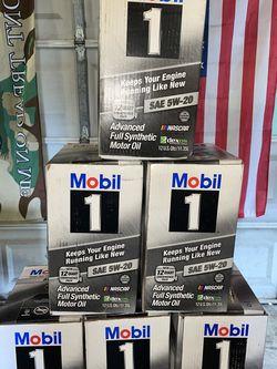 Mobil 1 Full Synthetic 5w-20 for Sale in Murfreesboro,  TN