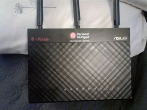 Asus personal cellspot wifi cellspot router for Sale in Portland, OR