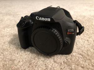 Canon t6 bundle for Sale in Virginia Beach, VA