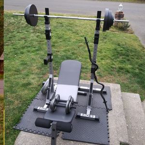 Home Small Gym Set for Sale in Puyallup, WA
