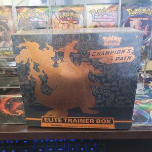 Pokemon Trading Cards Champions Path Elite Trainer Box for Sale in Long Beach, CA