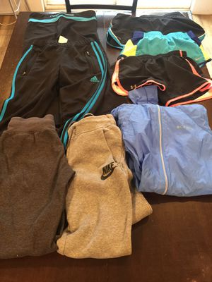 Women's Athletic Clothing, Women's Size X-Small/Small for Sale in Edmonds, WA