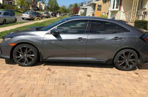 2019 Honda Civic Sport Lane Keeping Assist System for Sale in Chesapeake, VA