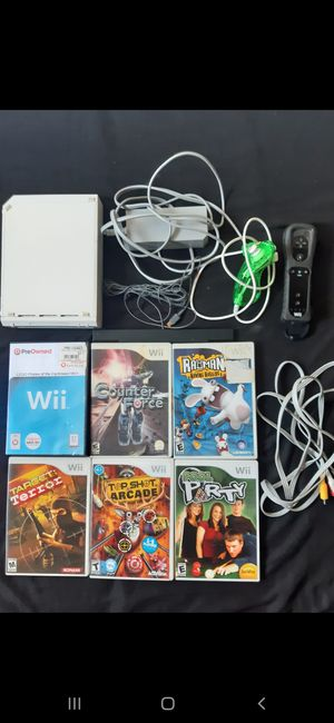 Wii Bundle for Sale in Los Angeles, CA