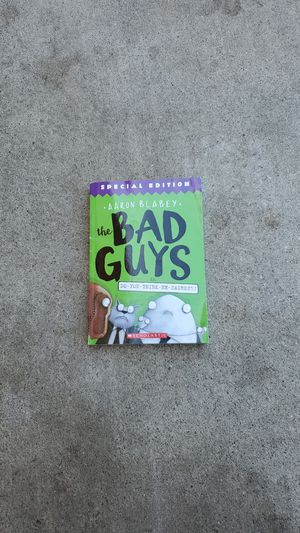 The bad guys book for Sale in Buena Park, CA