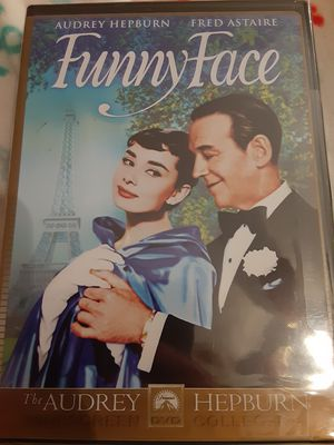 FUNNY FACE (DVD) NEW for Sale in Lewisville, TX