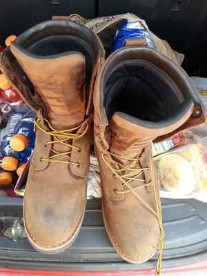 Red Wing work boots size 11 only worn 7 days for Sale in Paxinos, PA