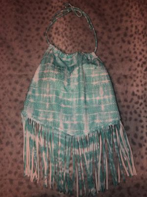 New fringe OP swimsuit top for Sale in San Leandro, CA