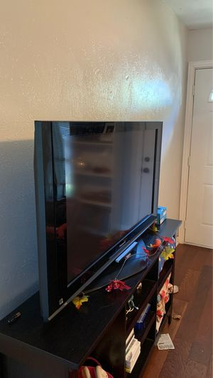 Panasonic 55inch TV with Soundbars for Sale in Burleson, TX
