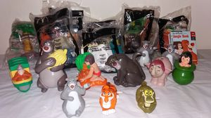 Assorted Jungle Book Toys for Sale in Westmont, IL