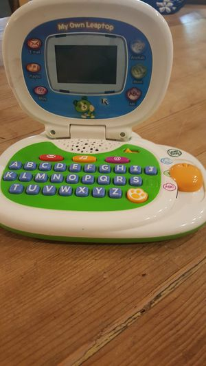 Kids play laptop learning toy v Tec for Sale in Chandler, AZ