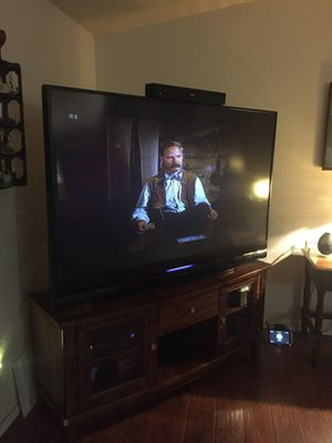 Mitsubishi 65 inch projection TV for Sale in Riverbank, CA