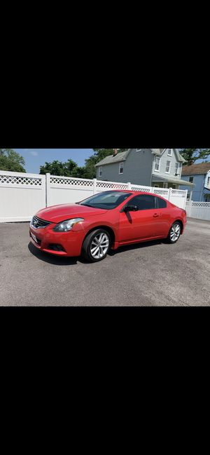 2010 Nissan Altima Coupe for Sale in Baltimore, MD