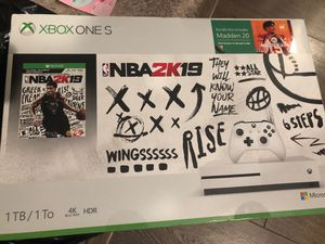 Xbox one S for Sale in Puyallup, WA