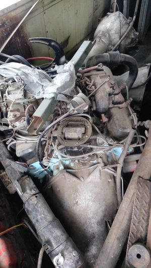 Pontiac 301 turbo 400 engine and transmission for Sale in Peshastin, WA