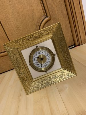 Antique Clock with alarm for Sale in Oklahoma City, OK