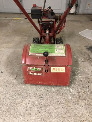 Troy Built Junior tiller. for Sale in Woodstock, GA