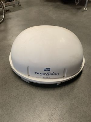 TracVision® mobile satellite TV systems for the best marine, auto, and RV satellite TV, bringing you live news, sports, and more everywhere you trave for Sale in Modesto, CA