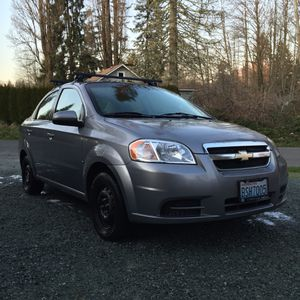2009 Chevy Aveo Lt for Sale in Monroe, WA
