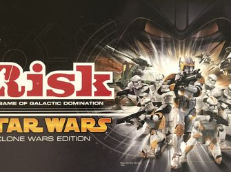 Star Wars Risk (great Shape) for Sale in Damascus,  OR