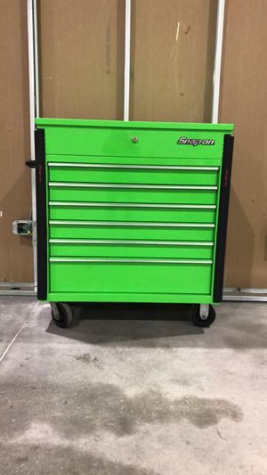 Snap on tool box for sale $1600 for Sale in Doral, FL