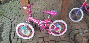 Barbie little girls bike for Sale in Silver Spring, MD