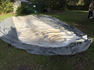 31 ft RV cover for Sale in Port Charlotte, FL
