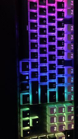 Corsair K70 RGB rapid fire Keyboard for Sale in Joliet,  IL
