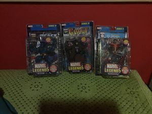 Action figures for Sale in Los Angeles, CA