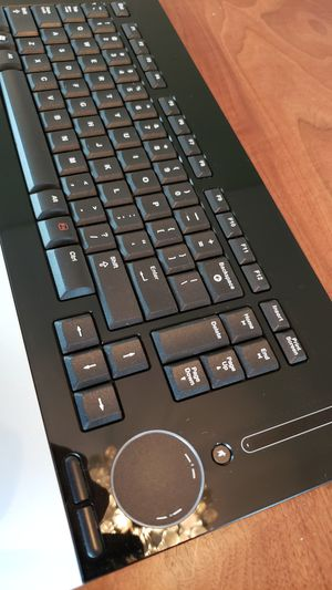 Logitech diNovo Edge Keyboard (Black) for Sale in San Francisco, CA
