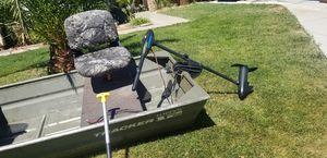 tracker John boat for Sale in Palmdale, CA