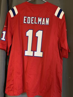 Nike Patriots Jersey (Julius Edelman 11) Brand New for Sale in Seattle, WA