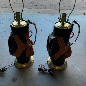 Golf Bag Lamps for Sale in Port St. Lucie, FL