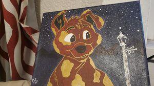 Cute puppy painting for Sale in Spokane, WA