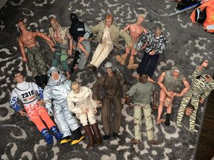 Gi joe action figures for Sale in Stoughton, MA
