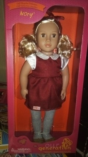 Our generation doll Nora for Sale in Everett, WA