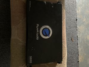 Planet Audio Amp for Sale in Fayetteville, NC
