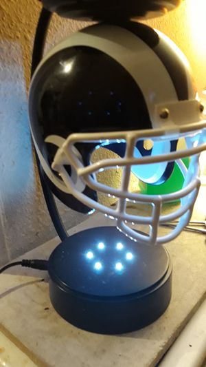 Pegasus floating NFL helmet for Sale in Fort Worth, TX