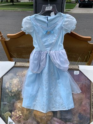 Cinderella Blue Ball Gown w/Cinderella doll & book. Size 7/8. Please don't send interest unless you have checked distance and are ready to pick up. for Sale in Washington Crossing, PA
