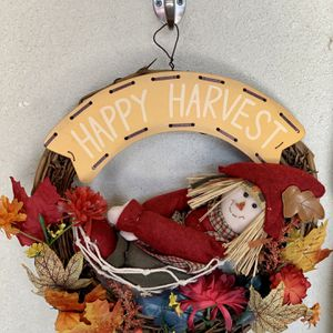 harvest wreath for Sale in Lathrop, CA