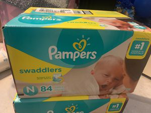 Pamper Swaddlers for Sale in Houston, TX