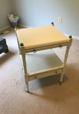 Small end table for kids room for Sale in Tacoma, WA