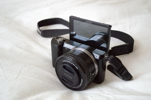 Sony Alpha a5000 for Sale in Tempe, AZ
