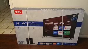 Tcl roku tv for Sale in Houston, TX